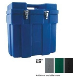 B & G Carry Case - Comes in Grey, Green, Black, Blue.