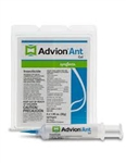 ADVION ant bait gel is specifically formulated to be tasty to all major species of ants. Advion ant gel contains the new active ingredient, Indoxacarb, a powerful, nonrepellent insecticide.