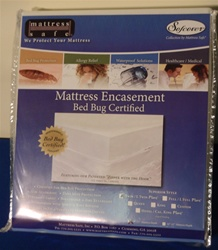 Matress Safe Sofcover Bed Bug Protection Twin
