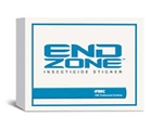 EndZone Insecticide Sticker is an innovative and valuable tool for fly control programs. Controls adult filth flies including house flies, little house flies, blow flies, flesh flies, phorid flies, fungus gnats and vinegar (fruit) flies.