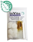 InVite Multi-Insect Lure  contains pheromones for a variety of beetles & moths in a food attractant base.