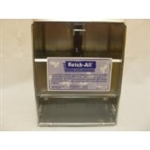 Kness Mfg - Ketch-All trap   REPLACEMENT - CLEAR LID  -  12/case