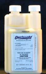 Onslaught® Microencapsulated Insecticide is controlled release technology that provides long-lasting residual control of a broad spectrum of insects.  Nothing is proven to work better on tough pests like bedbugs, spiders, and fleas.