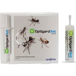 OptiGard Ant Gel Bait - Get unparalleled results and virtual colony elimination with the uniquely palatable yet potent formula of Optigard Ant Bait Gel. Optigard Ant Bait Gel is packaged in ready-to-use 30 gram syringes. Four 30gm syringes per box.