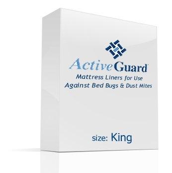 Active Guard Mattress Liner King Pest Control Supplies