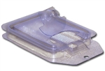 Rockwell Labs - BaitPlate Station - sturdy, economical station for baiting ants, roaches and other insects.