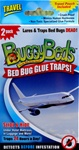 BuggyBeds is an early detection glue trap that lures & traps bed bugs DEAD! Use BuggyBeds in your bed, mattress, home, dorm, auto, travel.