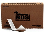 BDS is a passive detection device designed for monitoring bedbugs on a large scale.
