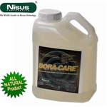 Nissus Bora Care  - A long-term solution to mold and wood destroying organisms. Includes termites, carpenter ants, wood boring beetles, and fungi. Termiticide, insecticide and fungicide concentrate.