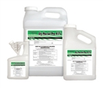 The complete broad spectrum post emergence professional herbicide for industrial, turf and ornamental weed control.    Avoid herbicide contact with foliage, green stems, exposed non-woody roots or fruit of crops, desirable plants and trees.