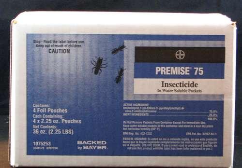 Premise 75 Wp Pest Control Supplies